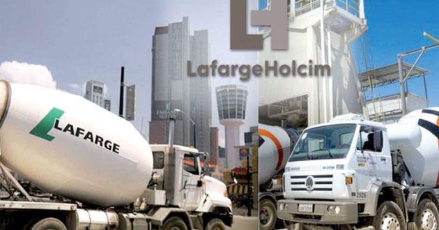 Lafarge (LafargeHolcim) готов заключить с властями Подмосковья соглашение